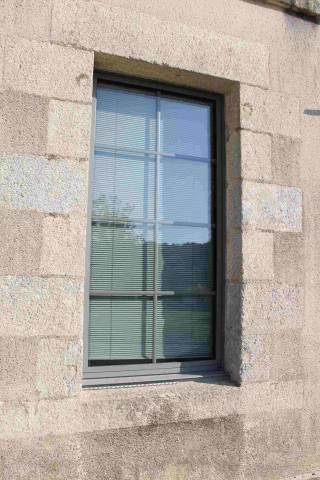 Fenêtre avec Ouvrant visible