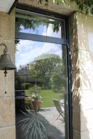 Fenêtre ouvrant visible extérieur Ty.Alu